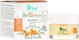 Perfumería y cosmética Crema facial con extracto de espino amarillo - Ava Laboratorium BIO Seabuckthorn Cream