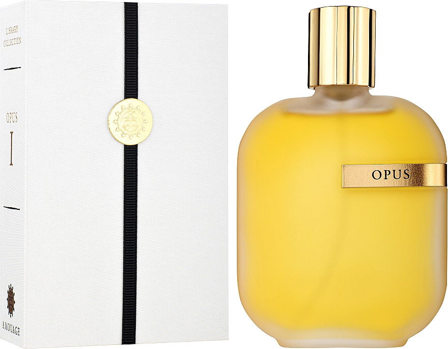 Amouage The Library Collection Opus I - Eau de Parfum — imagen N2