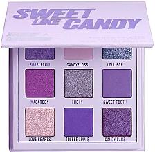 Perfumería y cosmética Paleta de sombras de ojos - Makeup Obsession Sweet Like Candy Shadow Palette