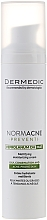 Perfumería y cosmética Crema facial matificante con vitamina E - Dermedic Normacne Preventi Mattifying Moisturizing Cream