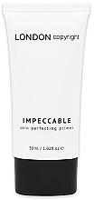 Perfumería y cosmética London Copyright Impeccable Skin Perfecting Primer - Prebase de maquillaje