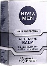 Perfumería y cosmética Bálsamo aftershave protector - Nivea For Men Silver Protect After Shave Balm