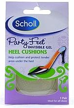 Perfumería y cosmética Almohadillas de gel - Scholl Party Feet Heel Cushions
