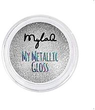 Perfumería y cosmética Polvo de uñas - MylaQ My Matellic Gloss