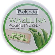 Perfumería y cosmética Vaselina cosmética con aceite de soja - Bielenda Florina