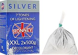 Perfumería y cosmética Polvo decolorante - Ronney Dust Free Bleaching Powder Classic