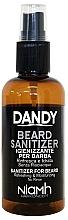 Perfumería y cosmética Spray desinfectante para barbas y bigotes - Niamh Hairconcept Dandy Beard Sanitizer Refreshing & Moisturizing