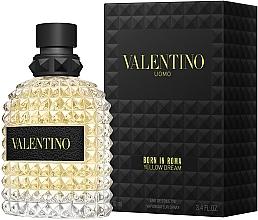 Perfumería y cosmética Valentino Born In Roma Uomo Yellow Dream - Eau de toilette