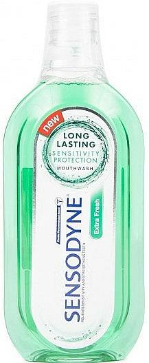 Enjuague bucal con sabor a menta - Sensodyne Extra Fresh — imagen N1