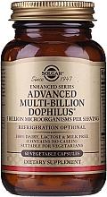 Perfumería y cosmética Complemento alimenticio en cápsulas avanzadas de miles de millones dophilus, 60 cáp. - Solgar Advanced Multi-Billion Dophilus