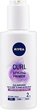 Perfumería y cosmética Gel para rizos con aceite seco - Nivea Styling Primer Curl