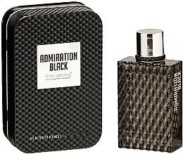 Perfumería y cosmética Linn Young Admiration Black - Eau de parfum