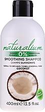 Perfumería y cosmética Champú de coco con efecto suavizante - Naturalium Shampoo Coconut Pearled Shampoo With Conditioning Effect