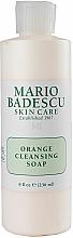 Perfumería y cosmética Jabón limpiador con naranja - Mario Badescu Orange Cleansing Soap