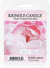 Perfumería y cosmética Cera para lámpara aromática con aroma a peonía - Kringle Candle Peony