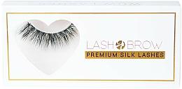 Perfumería y cosmética Pestañas postizas - Lash Brow Premium Silk Lashes Wow Lashes