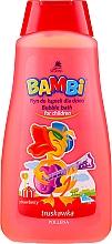 Perfumería y cosmética Espuma de baño con aroma a fresa - Bambi