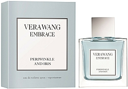 Perfumería y cosmética Vera Wang Embrace Periwinkle And Iris - Eau de toilette