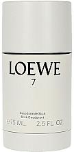 Perfumería y cosmética Loewe 7 Loewe - Desodorante stick