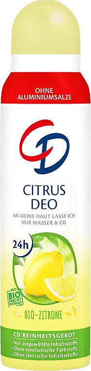 Desodorante spray sin sales de aluminio - CD Deo