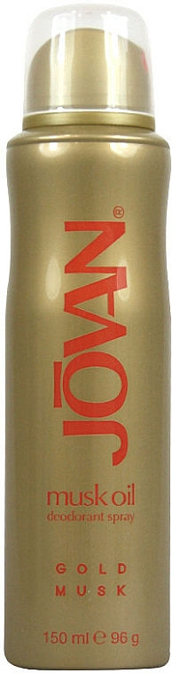 Jovan Musk Oil Gold Musk - Desodorante