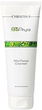 Perfumería y cosmética Gel de limpieza facial suave con extracto de pepino y camelia - Christina Bio Phyto Mild Facial Cleanser