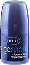 Perfumería y cosmética Roll-on antitranspirante antimanchas - Ziaja Yego Sport Anti-Perspirant For Men