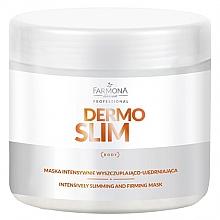 Perfumería y cosmética Mascarilla corporal reductora intensiva - Farmona Professional Dermo Slim Intensively Slimming And Firming Mask