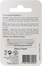 Bálsamo labial con sabor a melocotón - Marilou Bio Certified Organic Lip Balm Peach — imagen N2