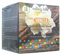 Perfumería y cosmética Exfoliante corporal natural, vainilla - Rolling Hills Gommage Corps Naturel