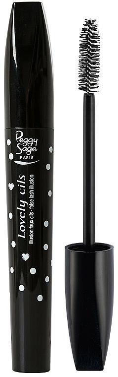 Máscara de pestañas, efecto volumen & curva - Peggy Sage Lovely Cils Mascara