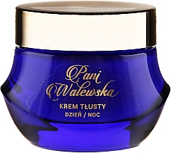 Perfumería y cosmética Crema facial regeneradora semi rica con aceite de alantoína, vitamina E y D-pantenol - Pani Walewska Classic Rich Day and Night Cream