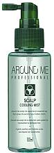 Perfumería y cosmética Bruma para cuero cabelludo con extracto de lavanda, romero y salvia - Welcos Around Me Scalp Cooling Mist