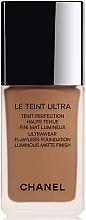 Perfumería y cosmética Base de maquillaje mate de larga duración - Chanel Le Teint Ultra Foundation SPF 15
