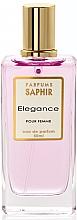 Perfumería y cosmética Saphir Parfums Elegance - Eau de parfum