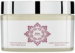 Perfumería y cosmética Crema corporal natural reafirmante de rosas marroquíes - Ren Moroccan Rose Otto