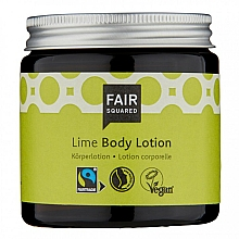 Perfumería y cosmética Loción corporal de aceite de oliva con lima - Fair Squared Body Lotion Lime