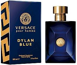 Perfumería y cosmética Desodorante perfumado - Versace Pour Homme Dylan Blue