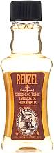Perfumería y cosmética Tónico para cabello de fijación ligera con acete de argán - Reuzel Gruming Tonic