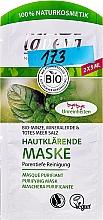 Perfumería y cosmética Mascarilla facial purificante con sal marina - Lavera Bio-Mask Cleansing