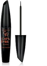 Perfumería y cosmética Delineador de ojos - Golden Rose Cat's Eyes Eyeliner