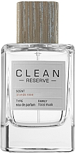Perfumería y cosmética Clean Reserve Blonde Rose - Eau de Parfum