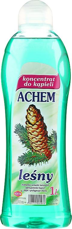 Espuma de baño concentrada con aroma a bosque - Achem Concentrated Bubble Bath Forest
