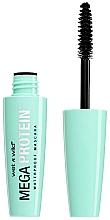 Perfumería y cosmética Máscara de pestañas con proteínas de soja y trigo - Wet N Wild Mega Protein Waterproof Mascara