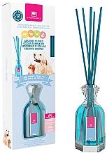 Perfumería y cosmética Ambientador Mikado con aroma a aire fresco sin alcohol - Cristalinas Reed Diffuser