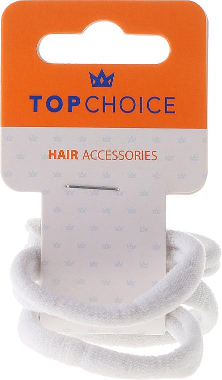 Gomas de pelo blancas 2579 - Top Choice