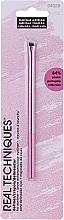 Perfumería y cosmética Pincel para delineado de ojos y mejorado de cejas - Real Techniques Pretty in Pink Definer Brush