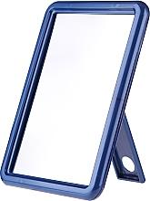 Perfumería y cosmética Espejo cosmético rectangular azul, 499782 - Inter-Vion