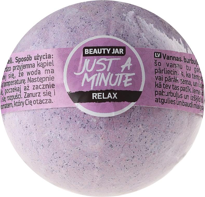 "Bomba de baño ""Un minuto"" - Beauty Jar Just Minute"