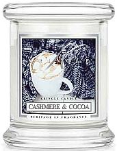 Perfumería y cosmética Vela en tarro con aroma a cacao & vainilla - Kringle CanKringle Candle Cashmere & Cocoa